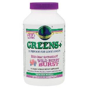 Supplements-Greens+