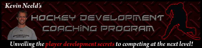 Hockey Development Coaching Program