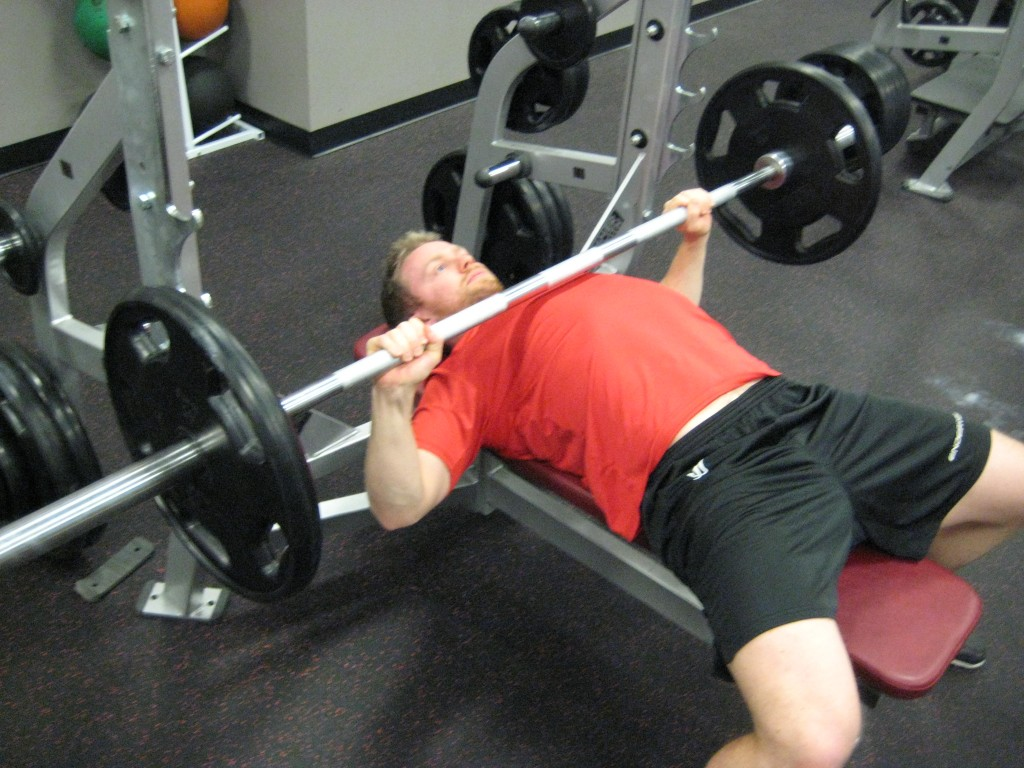 shoulder pain with pressing exercises - kevin neeld