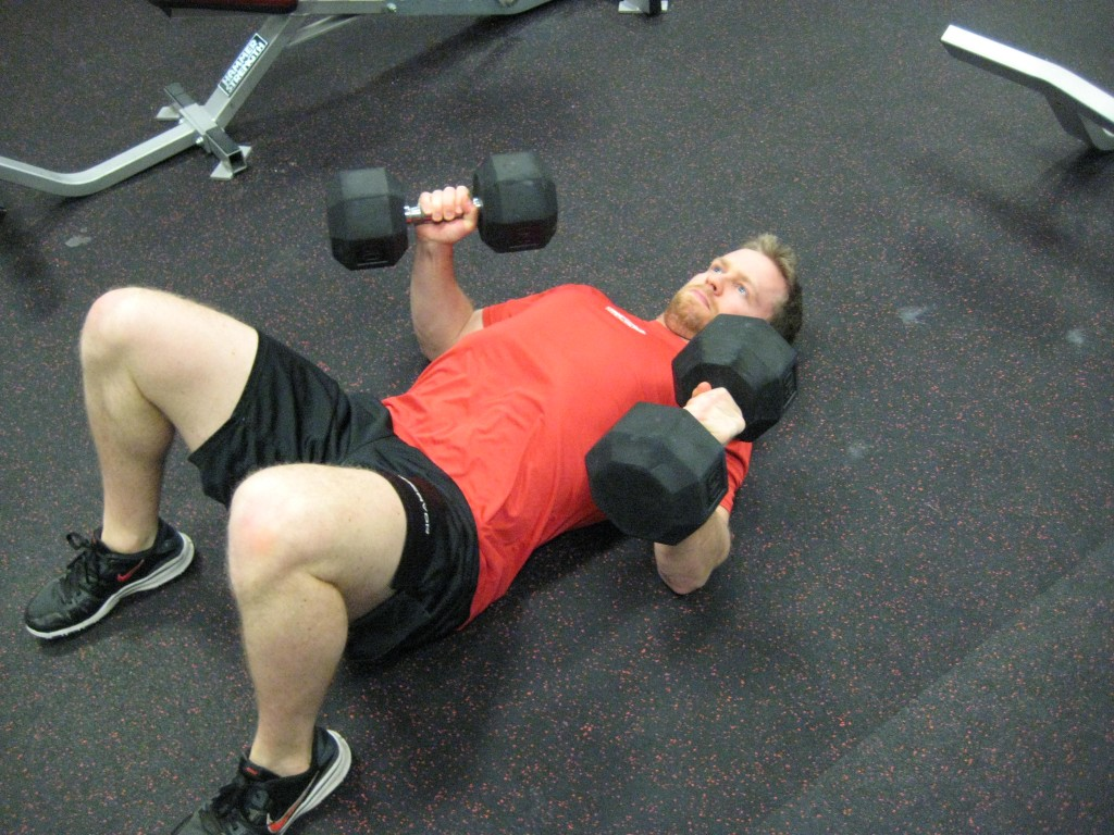 Shoulder Pain with Pressing Exercises