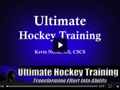 Top Hockey Training Videos of 2012