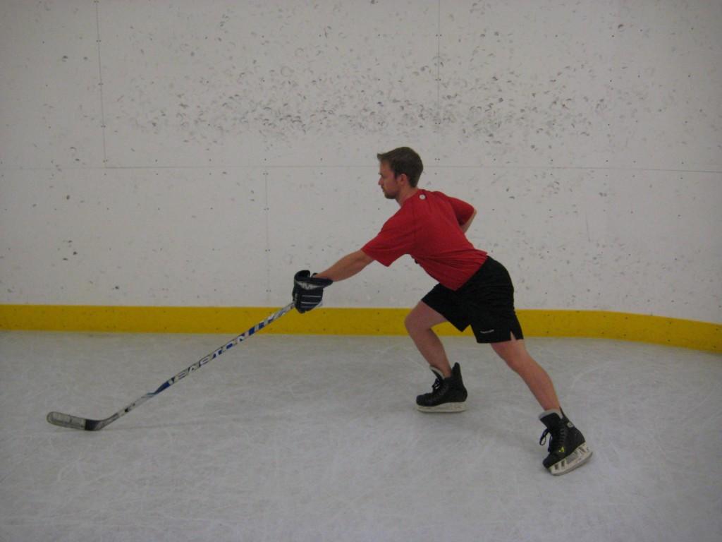 Optimal Skating Stance