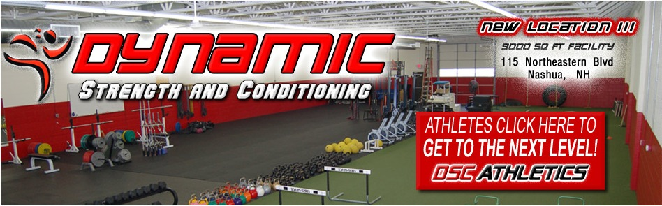 Dynamic Strength and Conditioning
