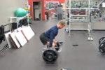 Hockey Training-Trap Bar Deadlift