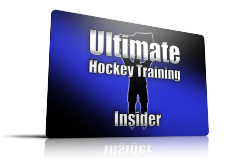Ultimate Hockey Training-Membership Card Insider Small