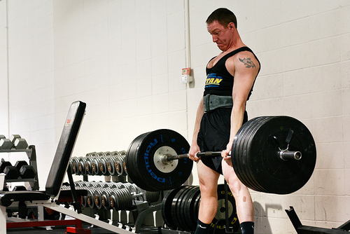 Mike Robertson Deadlift