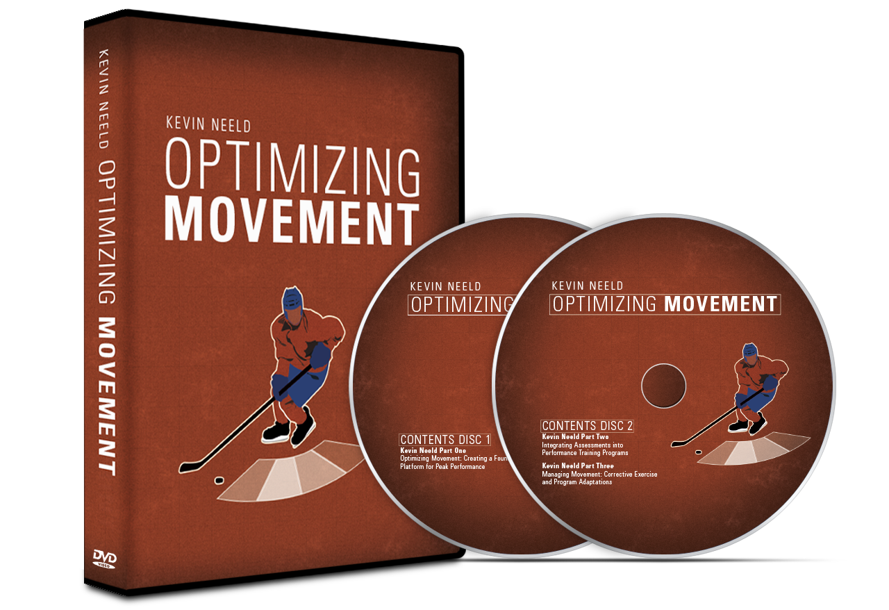 Optimizing Movement DVD Package