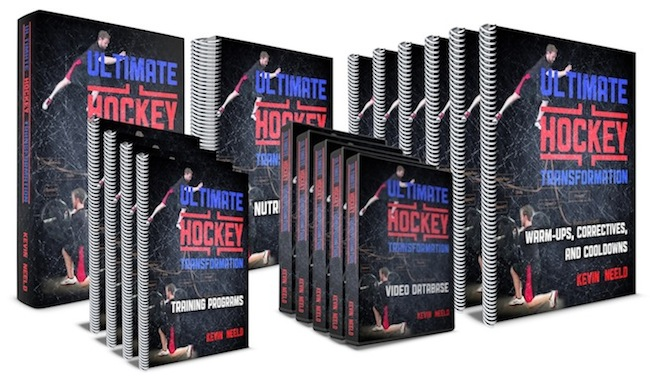 Ultimate Hockey Transformation Pro Package-small