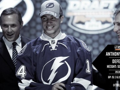 College Hockey & NHL Draft