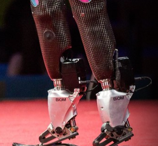 The new bionics that let us run, climb and dance