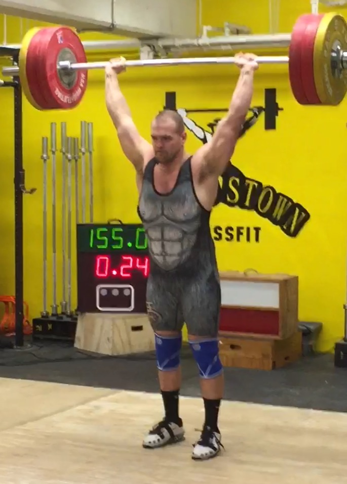Matt Sees-Olympic Lifting
