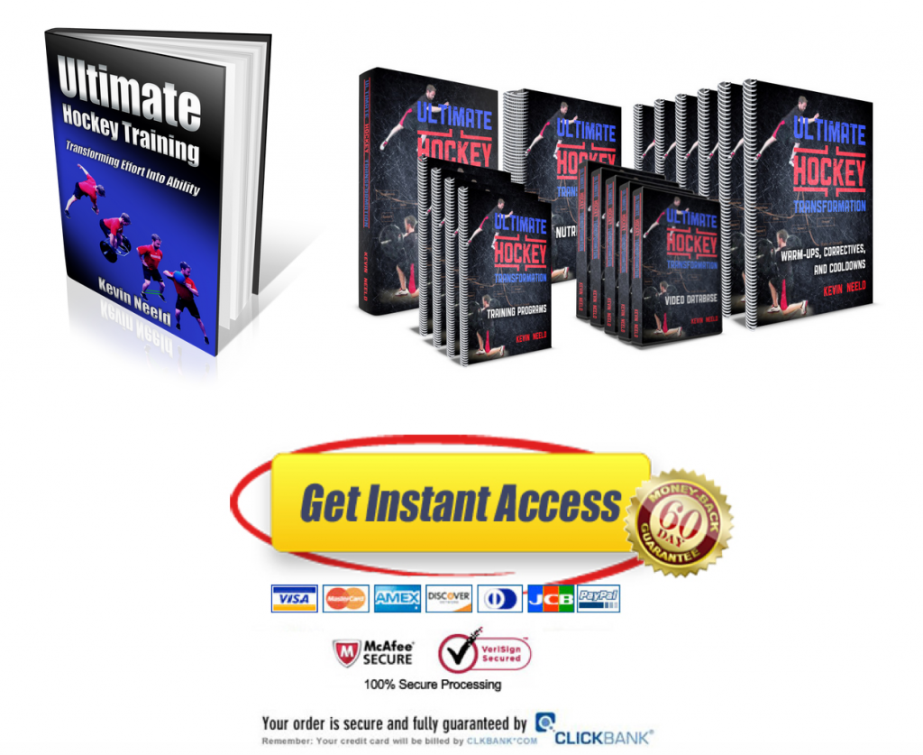 Ultimate Hockey Training-Olympic Package