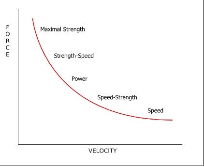 Force-Velocity-Curve