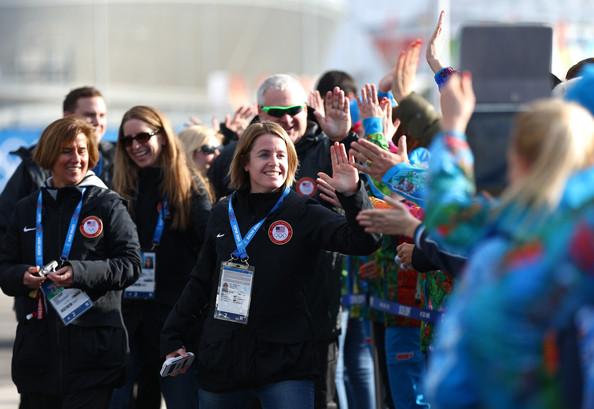 Sarah Cahill-USA Hockey Olympics