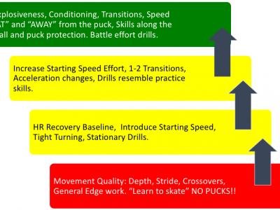 3 Keys for a Successful Return from Injury (NHL Reconditioning Model)