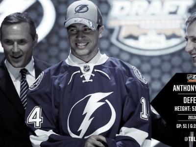 College Hockey & NHL Draft
