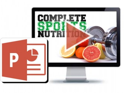 Complete Sports Nutrition Interview