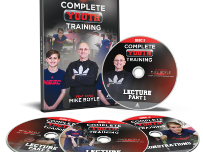 Top 3 Mistakes in Training Youth Athletes